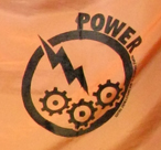 POWER flag
