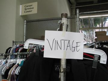 """""""vintage"""" sign"""