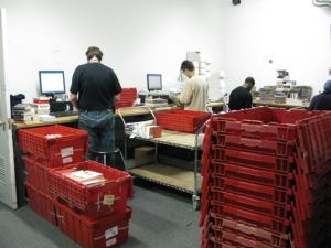 etail department at Goodwill San Francisco