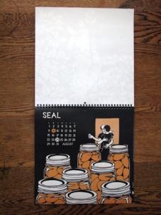 Nikki McClure calendar