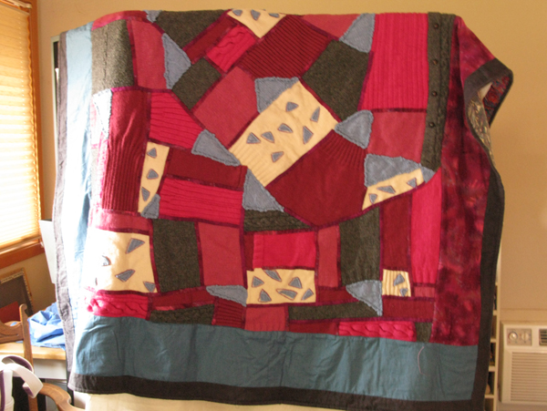 sweater quilt