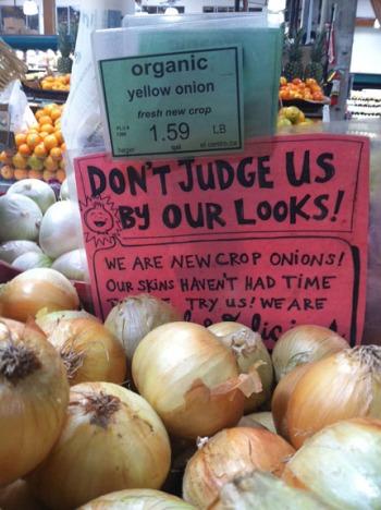 ugly veggies